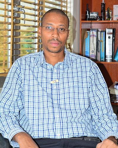 Mr Emeka Ohaegbulam