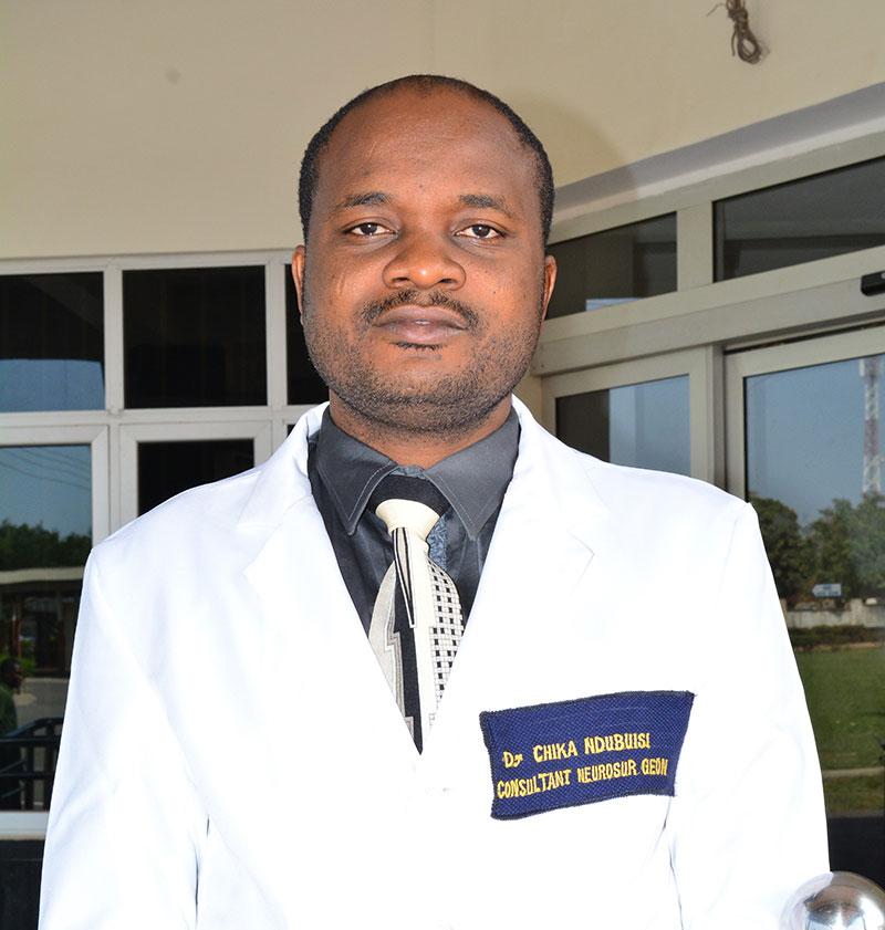 Dr Chika Ndubuisi