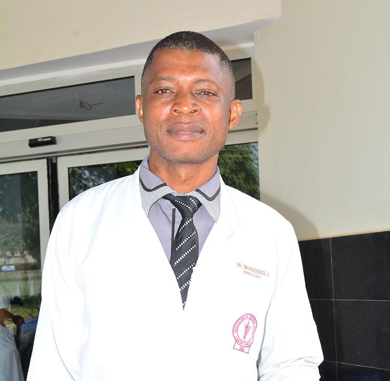Dr Okwunodulu Okwuoma