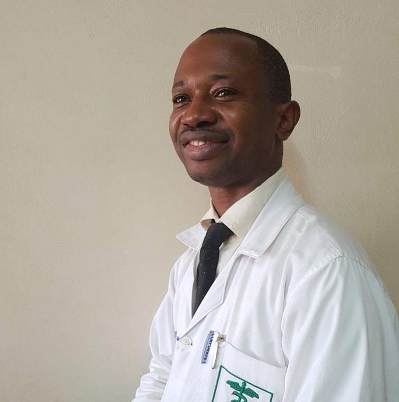 Dr Sunday Nkwerem